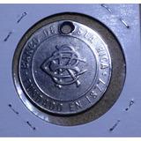 Medalla Antigua Banco De Costa Rica Jmg
