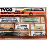 Tren Electrico Tyco Vintage 1975 En Caja Y Funcionando