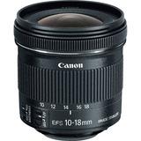 Lente Canon Ef-s 10-18mm Stm .  Nuevo. R Y M