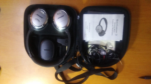 Bose 3 Acoustic Noise Cancellig Headphones