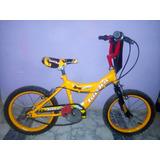 Bicicleta Niño Tonka Edición Limitada