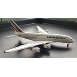 Avion Comercial A Escala 1/200. Sky Marksa380-800