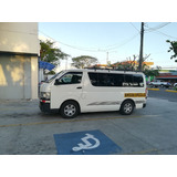 Microbus De 14 Pasajeros Para Excursiones Con Chófer