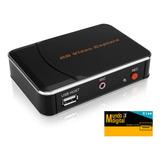 Grabador De Video Hdmi Compatible Xbox One / Ps4 / Wii Etc.
