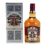 Whisky Chivas Regal 12 Años Litro