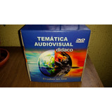 Enciclopedia Audiovisual Didaco 12 Dvd's