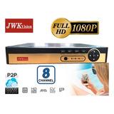 Dvr 8canales Full1080p Penta Hibrido 5en1 Grabador Jwkvision