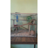 Jaula Para Roedor, Tortuga Pequeña O Hamster.