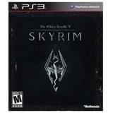 Skyrim The Elder Scrolls Ps3