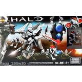Halo Mega Bloks Halo Guerreros De Prometeus 94 Piesas