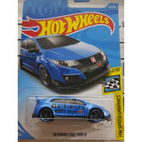 Hot Wheels Honda Civic Type R 2016