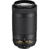 Lente Nikon 70-300mm Af-p/4.5-5.6e Ed Vr Dx. Nuevo. R Y M