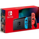 Nintendo Switch 2019 Version 2.0 Sellada 3 Juegos + Case +sd