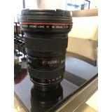 Lente Camara Canon Ef 16-35mm F/2.8l Iii Usm Como Nueva