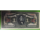 Serie Baja Billete Colon Colones Costa Rica