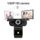Cámara Web 1080p Web Cam Hd Cámara Web Con Micrófono