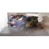Subaru Impreza Wrc '07 Escala 1:43 Edición Limitada