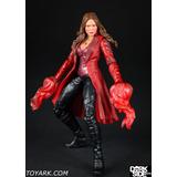Figura Scarlet Witch / Civil War - Marvel Legends