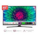 Pantalla Samsung Led 4k Ultra Hd Smart Tv 100% Nueva