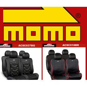 Cubre Asientos Momo Original Excelente  Calidad Nuevo