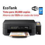 Sistema Tanques Ecotank Para Epson (convierta Su Impresora)