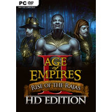 Age Of Empires 2 Hd The Rise Of The Rajas