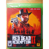 Xbox One Red Dead Redemption 2 Nuevo