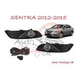 Halogenos Nissan Sentra 2012-2015