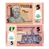Billete De Polímero Nigeria Collection's Numismàtic