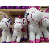 Variedad De Unicornios Grandes Medianos Y Pequeños