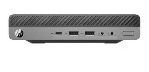 Hp 600 G3 Core I5 7500t, 12gb Ddr4, M2 512gb Nvme