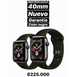 Apple Watch Series 5 Nuevo 40mm