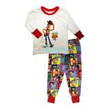 Pijama De Toy Story, Forky, La Costura De Raymi