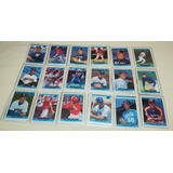 Tarjetas De Baseball Usa A ¢600 Cada Una 1992