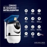 Camaras De Seguridad Wifi Inteligentes Ptz Con Autotracking