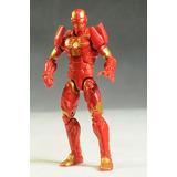 Figura Iron Man / Guardians Of The Galaxy Marvel Legends