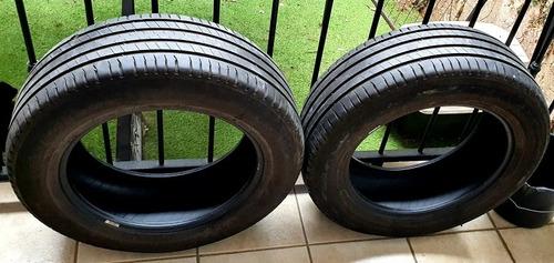 Llantas Michelin 235/60 R18 (precio X Las 2 Uds)