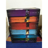 Libros Harry Potter (serie Completa) Ingles