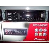 Radio Pioneer Mvh-295bt Usb Bluetooth Aux Android Playsound