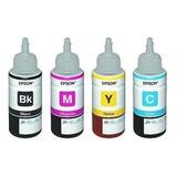 Epson Tinta Kit Cmyk 664 L220 L380 L475 L57 Unlimited Ink