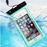 Estuche Funda Impermeable Waterproof Smartphone
