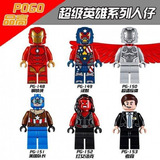 Lego De Super Héroes.