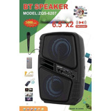 Parlante Bluetooth / Karaoke / Fm / Aux / Usb / Sd
