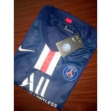 Camiseta Paris Saint-germain (psg) - Estilo Mujer