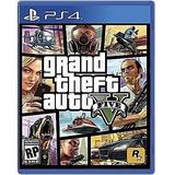 Grand Theft Auto 5 -  - De Ps4 - Fisico - Nuevo Sellado