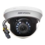 Cámara Hikvision Dometurbo Hd Cctv Interior Día/noche 1080p