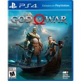 God Of War 4 Ps4 Nuevo Sellado Original Tienda San José *_*