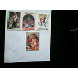 Nba Tarjetas Basket  Dennis Rotdman Combo
