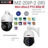 Camara Ptz Mz-20ip-2(ir) Mini Ultra-z 80m Ir 1080p Ip 1/2.8