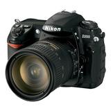 Cámara Profesional Nikon D200